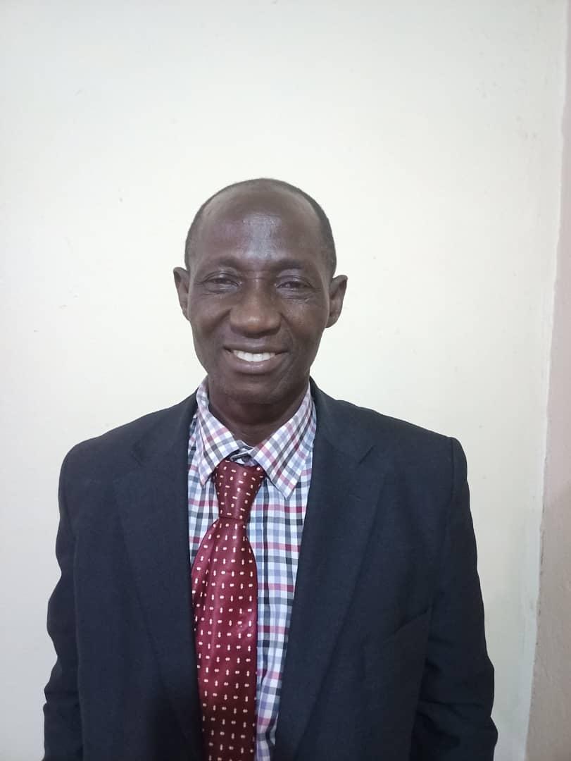 Pastor Sola Amoo
