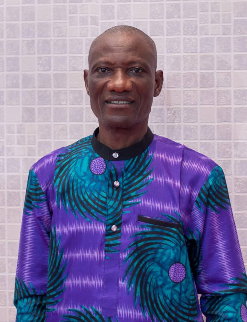 Pastor Joel Ikani